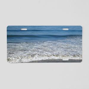 Coronado Beach, CA Aluminum License Plate