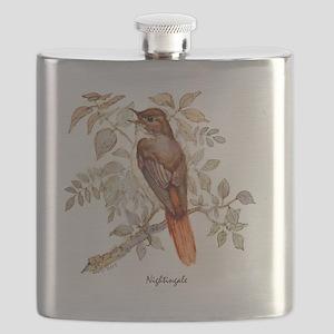 Nightingale Peter Bere Design Flask