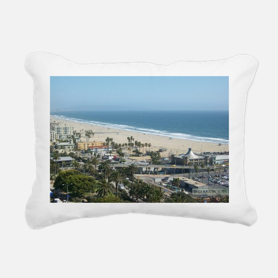 THE PERFECT VIEW IN SANT Rectangular Canvas Pillow