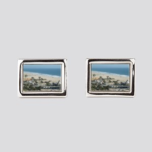 THE PERFECT VIEW IN SANTA MONICA,CA Cufflinks