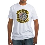 Climbing Nuts Fitted T-Shirt