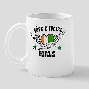 cote d'ivoire  Mug