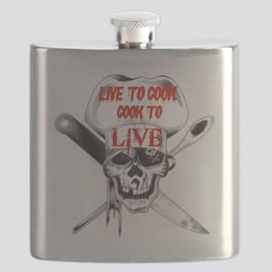 Cook to Live Flask