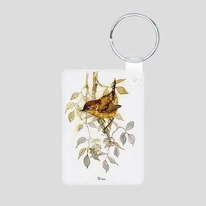 Wren Peter Bere Design Aluminum Photo Keychain e222e7057