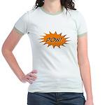 Pow! Women's Ringer