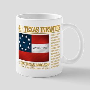 4th Texas Infantry (BA2) Mugs