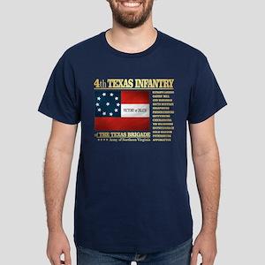 4th Texas Infantry (BA2) T-Shirt