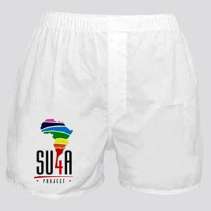Project Stand Up For Afrika Boxer Shorts