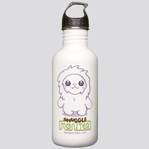 Cute Abominable Snowma Stainless Water Bottle 1.0L