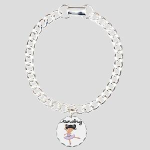 Dancing Charm Bracelet, One Charm