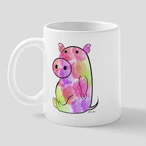 ROSEY PIG Mug