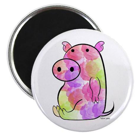ROSEY PIG Magnet
