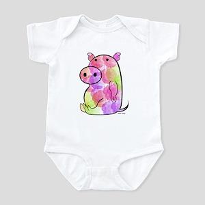 ROSEY PIG Infant Bodysuit