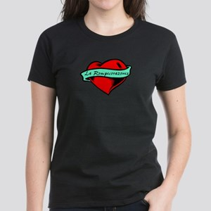 Heartbreaker (Spanish Female) Women's Dark T-Shirt
