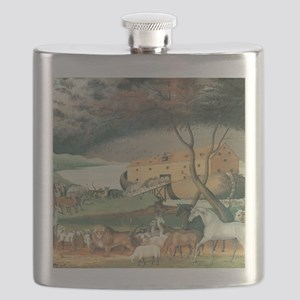 Noahs Ark Flask