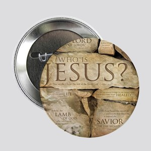 "Names of Jesus Christ 2.25"" Button"