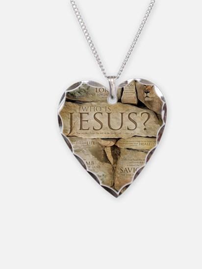 Names of Jesus Christ Necklace