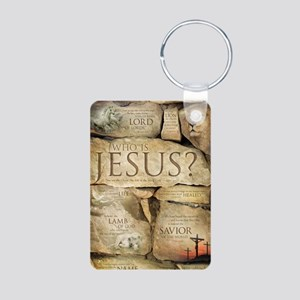 Names of Jesus Christ Aluminum Photo Keychain