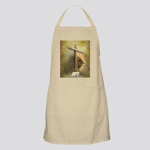 The Lion and the Lamb Apron