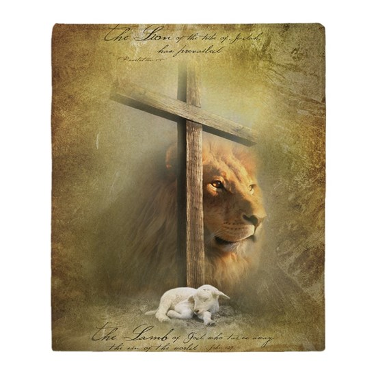 Lion of Judah, Lamb of God