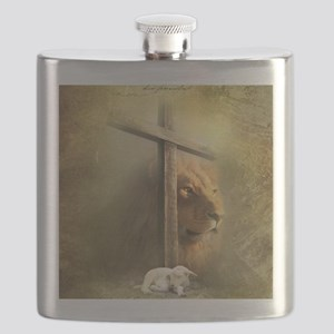 Lion of Judah, Lamb of God Flask