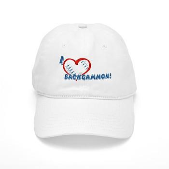 Backgammon Cap