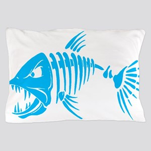 Pirate fish Pillow Case