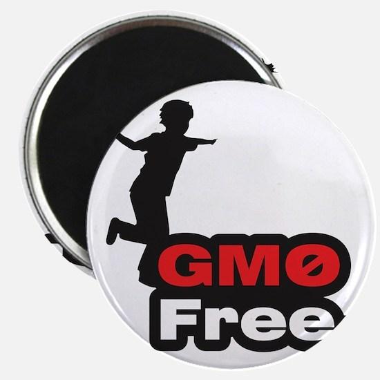 GMO Free Kid Magnet