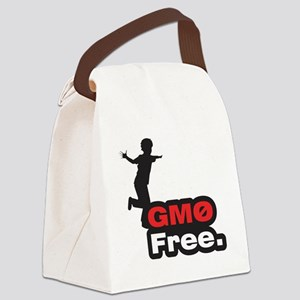 GMO Free Kid Canvas Lunch Bag