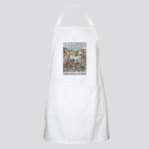1970 Childrens Book Week Apron