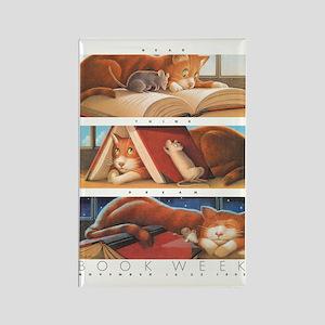 1992 Childrens Book Week Rectangle Magnet