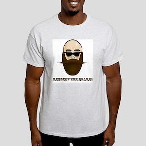 Respect the Beard! Light T-Shirt