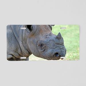 Black Rhino Galaxy Note Aluminum License Plate