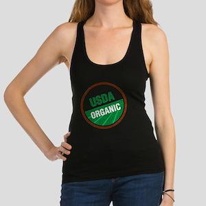 USDA Organic Racerback Tank Top
