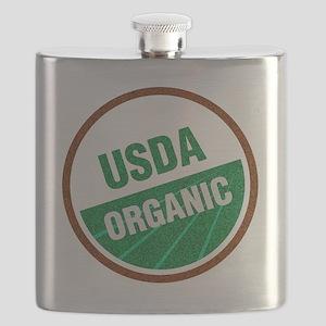 USDA Organic Flask