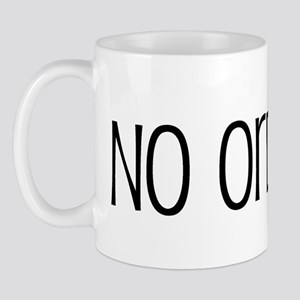 No ordeals Mug