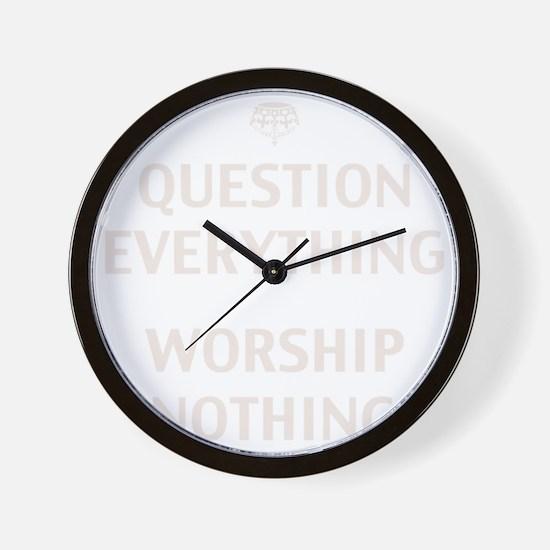 q-evrythng-DKT Wall Clock