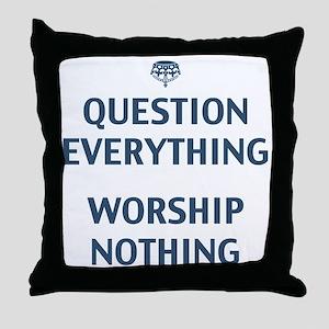 q-evrythng-LTT Throw Pillow
