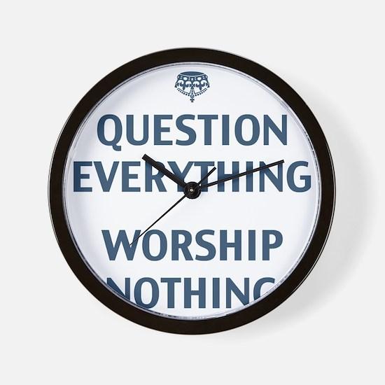 q-evrythng-LTT Wall Clock