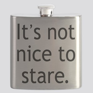 its-not-nice-to-stare Flask