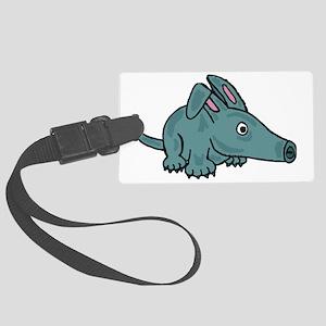 Funky Aardvark Large Luggage Tag
