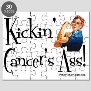 Kickin Cancers Ass! Puzzle