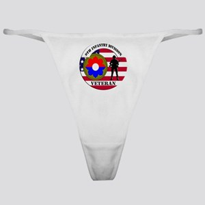 9th Infantry Division Classic Thong