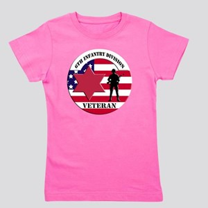 6th Infantry Division Girl's Tee
