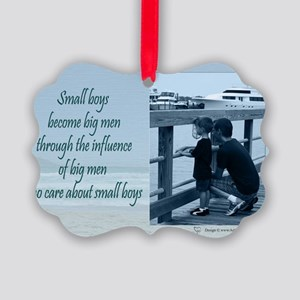 11x17_Influence Picture Ornament