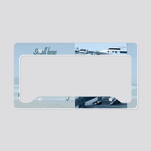 11x17_Influence License Plate Holder