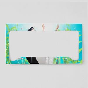 tm_pillow_case License Plate Holder
