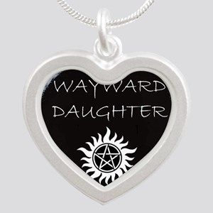 Wayward Daughter Silver Heart Necklace