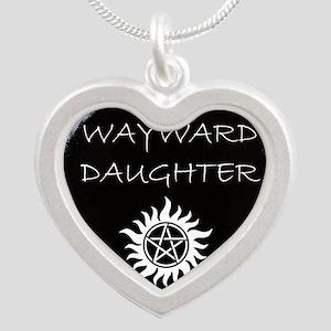Wayward Daughter Silver Heart Necklace