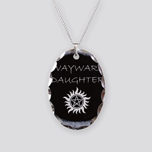 Wayward Daughter Necklace Oval Charm
